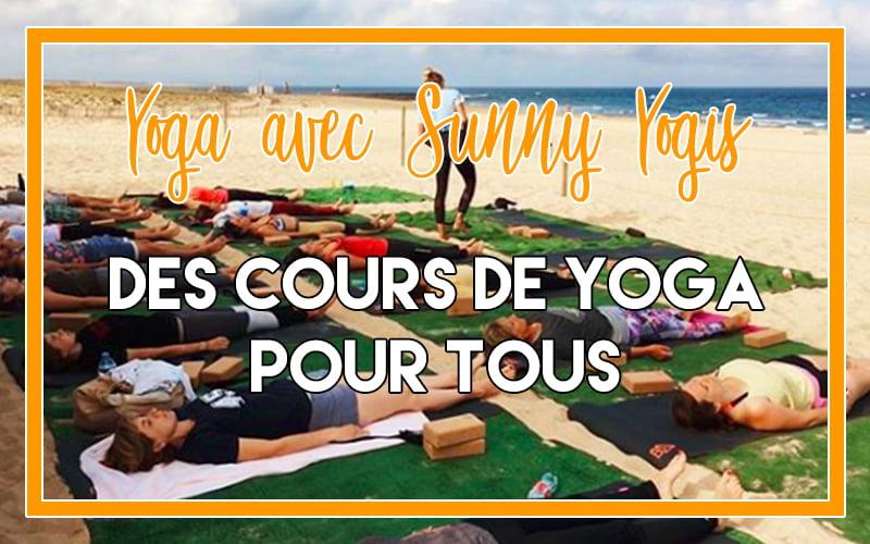 Cours de Yoga avec Sunny Yogis